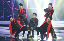 Thể hiện bản hit của Isaac quá xuất sắc, Quốc Đạt nhận được 10,5 điểm từ Miu Lê