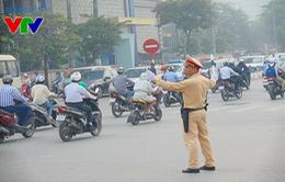 Hà Nội phân luồng giao thông phục vụ hội nghị APEC