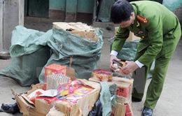 Liên tiếp bắt nhiều vụ pháo lậu tại Hà Giang, Nghệ An
