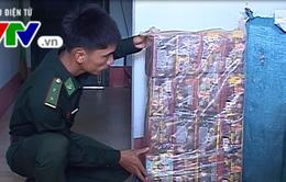 Kon Tum thu giữ trên 5 tạ pháo vận chuyển từ Lào về Việt Nam