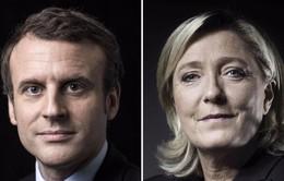 Hai ứng cử viên TT Pháp tranh luận nảy lửa trên truyền hình