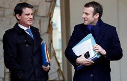 Bầu cử Tổng thống Pháp: Cựu Thủ tướng M. Valls tuyên bố ủng hộ ứng cử viên Macron