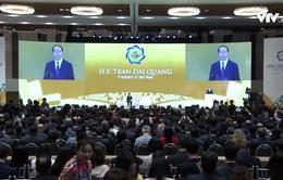 Chủ tịch nước dự Khai mạc Hội nghị Thượng đỉnh Doanh nghiệp APEC
