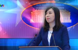 Việt Nam quan ngại việc Trung Quốc diễn tập quân sự ngoài cửa Vịnh Bắc Bộ