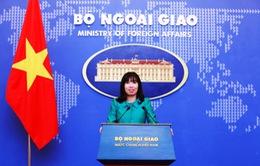 Việt Nam xác minh các phát ngôn của Philippines về Biển Đông