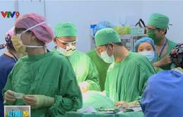 Phẫu thuật miễn phí cho trẻ em nghèo bị dị tật ở vùng ĐBSCL