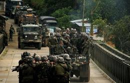 Quân đội Philippines nỗ lực quét sạch tàn dư phiến quân có liên hệ với IS