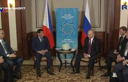 Philippines muốn mua vũ khí của Nga