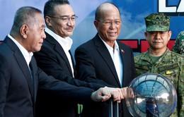 Malaysia, Indonesia và Philippines tuần tra chung