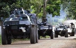 Philippines quyết tâm truy quét hết phiến quân