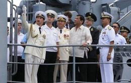 Philippines muốn đẩy mạnh hợp tác với Nga