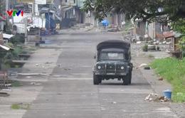 Quân đội Philippines không kích nhầm khiến gần 20 binh sĩ thương vong