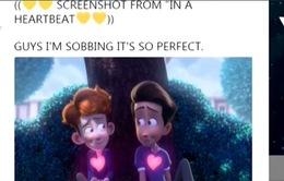 Bộ phim hoạt hình về chủ đề trẻ đồng tính chưa có dấu hiệu hạ nhiệt