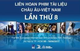 Liên hoan Phim Tài liệu châu Âu - Việt Nam: Công chiếu 31 tác phẩm điện ảnh đặc sắc