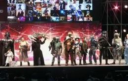 Fan Star Wars khoe những bộ cosplay trước thời gian công chiếu phim