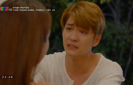 Tuổi thanh xuân 2 - Tập 20: Junsu (Kang Tae Oh) như kẻ mất trí vì không thể đến được với Linh (Nhã Phương)