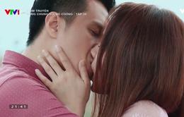 Sống chung với mẹ chồng - Tập cuối: Chuỗi ngày cay đắng kết thúc rồi, Vân (Bảo Thanh) đón nhận tình yêu mới với nụ hôn ngọt ngào