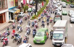 Phân luồng giao thông khu vực sân bay Tân Sơn Nhất để xây cầu vượt
