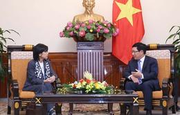 Việt Nam mong muốn tăng cường hợp tác nhiều mặt với Canada