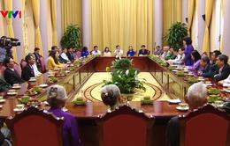Phó Chủ tịch nước tiếp đoàn đại biểu người có công tỉnh Thừa Thiên - Huế