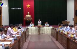 Phó Chủ tịch nước thăm các gia đình bị thiệt hại do bão số 10 tại Quảng Bình