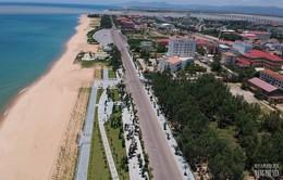 TP Tuy Hòa (Phú Yên) mang diện mạo mới với đường đi bộ ven biển