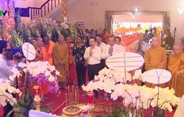 Phó Thủ tướng viếng Trưởng lão hòa thượng Danh Nhưỡng
