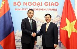 Tăng cường hợp tác Việt Nam – Mông Cổ