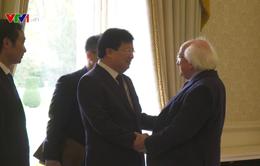 Tăng cường hợp tác Việt Nam - Ireland