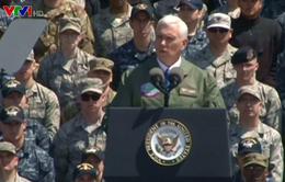 Phó Tổng thống Mỹ Mike Pence cảnh báo Triều Tiên