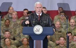Phó Tổng thống Mỹ bất ngờ thăm Afghanistan