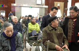 Lãnh đạo Đảng, Nhà nước thăm, chúc Tết nhân dân