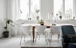 Những mẫu phòng ăn theo phong cách Scandaniva đẹp không thể rời mắt