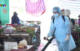 TT-Huế: Tích cực tiêu độc khử trùng phòng chống dịch bệnh mùa mưa lũ