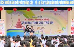 Triển khai dạy trẻ kỹ năng phòng chống xâm hại tình dục