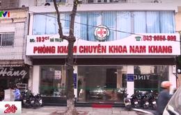 Nhiều khuất tất tại phòng khám chuyên khoa  Nam Khang, Hà Nội