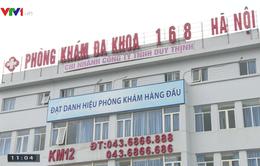 Đề nghị rút giấy phép hoạt động vĩnh viễn phòng khám 168 Hà Nội