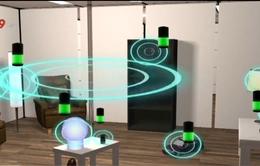 Disney Research ra mắt phòng sạc điện không dây