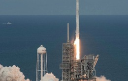SpaceX phóng thành công tàu vận tải tái chế Dragon