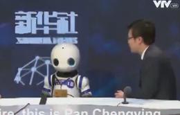 """Tân Hoa Xã cho ra mắt """"phóng viên robot"""""""