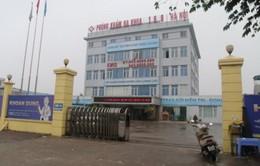 Đình chỉ hoạt động khám chữa bệnh của phòng khám 168 Hà Nội