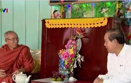 Phó Thủ tướng Trương Hòa Bình chúc mừng Đại lễ Phật đản 2017