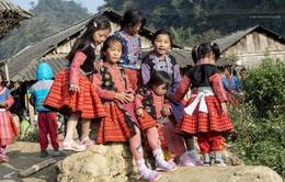 Rộn ràng Tết sớm của người H'Mông ở Sơn La