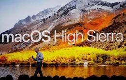 macOS trình làng phiên bản mới mang tên High Sierra