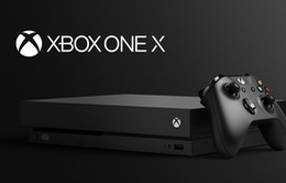 Microsoft ra mắt Xbox One X - thiết bị chơi game mạnh nhất lịch sử