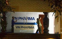 Thông cáo báo chí về vụ buôn lậu thuốc chữa bệnh ở Công ty CP VN Pharma