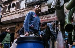 Chính phủ Syria đạt thỏa thuận với quân nổi dậy về nguồn nước