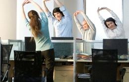 Bí quyết để có một sức khỏe tốt cho dân văn phòng