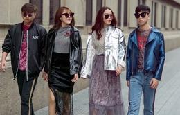 Team Yến Trang khoe street style chất lừ trước đêm thi đối đầu The Remix