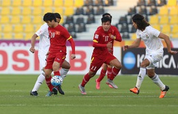 Việt Nam đăng cai 1 bảng đấu tại Vòng loại U23 châu Á 2018